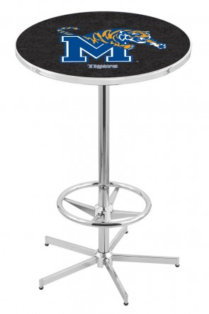 Memphis L216 Logo Pub Table