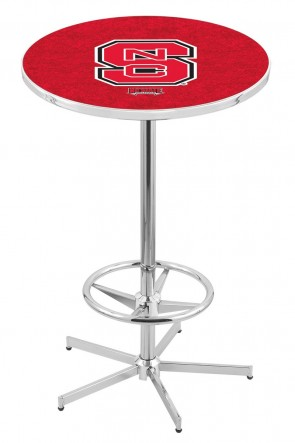 North Carolina State L216 Logo Pub Table