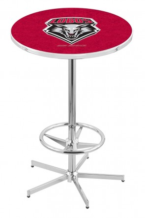 New Mexico L216 Logo Pub Table
