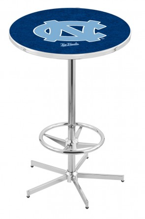 North Carolina L216 Logo Pub Table