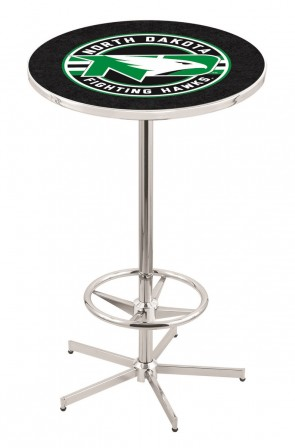 North Dakota L216 Logo Pub Table
