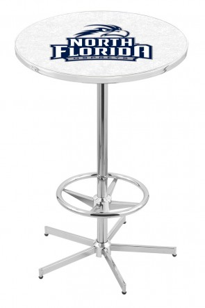 North Florida L216 Logo Pub Table