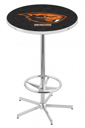 Oregon State L216 Logo Pub Table