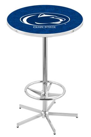 Penn State L216 Logo Pub Table