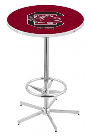 South Carolina L216 Logo Pub Table