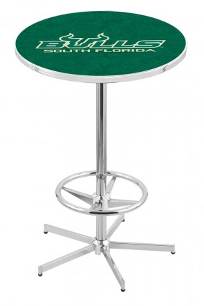 South Florida L216 Logo Pub Table