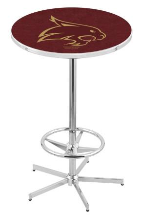 Texas State L216 Logo Pub Table