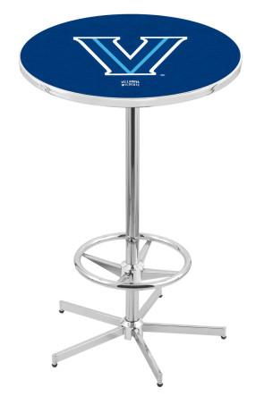 Villanova L216 Logo Pub Table