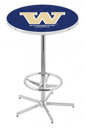 Washington L216 Logo Pub Table