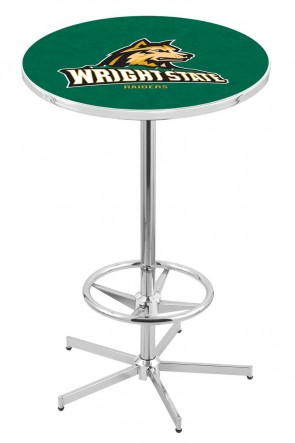 Wright State L216 Logo Pub Table
