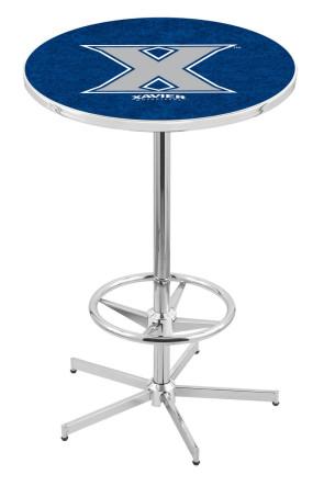 Xavier L216 Logo Pub Table