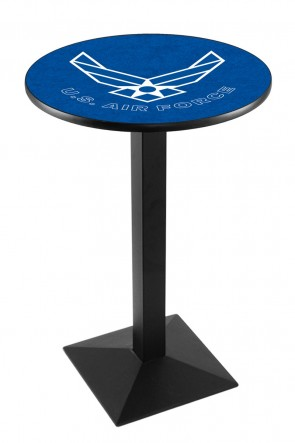 US Air Force L217 Logo Pub Table