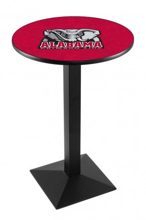 University of Alabama Elephant Pub Table