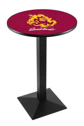 Arizona State L217 Sparky Logo Pub Table