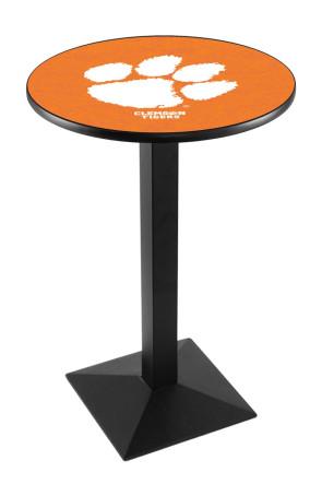Clemson L217 Logo Pub Table