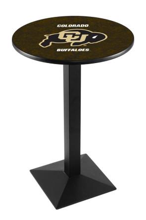 Colorado L217 Logo Pub Table
