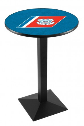 US Coast Guard L217 Logo Pub Table