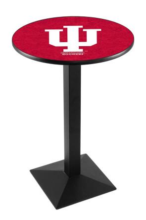 Indiana L217 Logo Pub Table