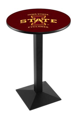 Iowa State L217 logo Pub Table