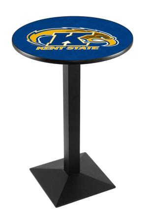 Kent State L217 Logo Pub Table