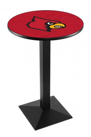 Louisville L217 Logo Pub Table