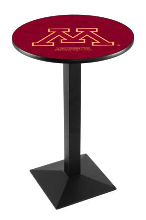 Minnesota L217 Logo Pub Table