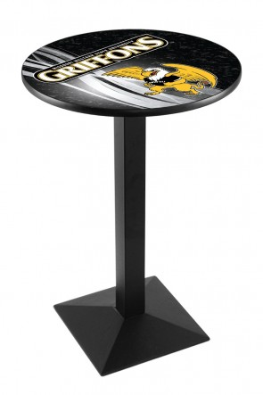 Missouri Western State L217 Logo Pub Table Design 2