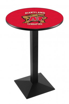 Maryland L217 Logo Pub Table