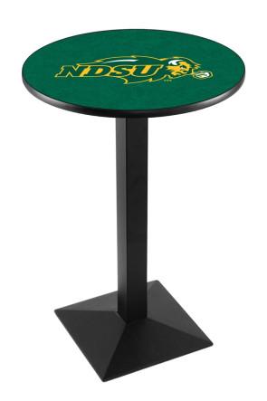 North Dakota State L217 Green Logo Pub Table