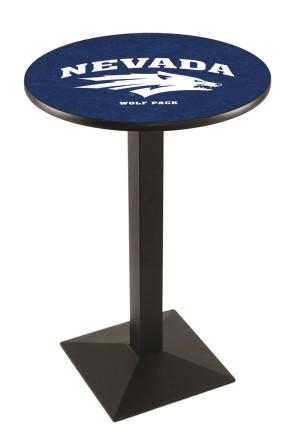 Nevada L217 Logo Pub Table