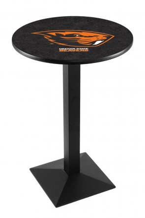 Oregon State L217 Logo Pub Table