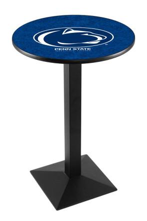 Penn State L217 Logo Pub Table