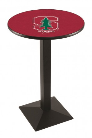 Stanford L217 Logo Pub Table