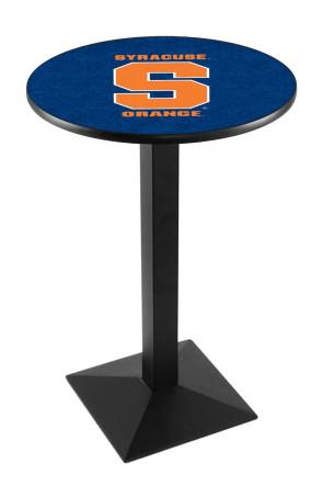 Syracuse L217 Logo Pub Table