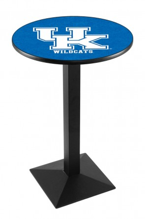 Kentucky L217 UK Logo Pub Table