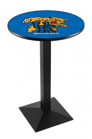 Kentucky L217 Wildcat Logo Pub Table