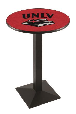 UNLV L217 Logo Pub Table