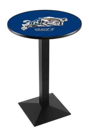 US Naval Academy L217 Logo Pub Table