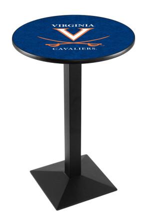 Virginia L217 Logo Pub Table