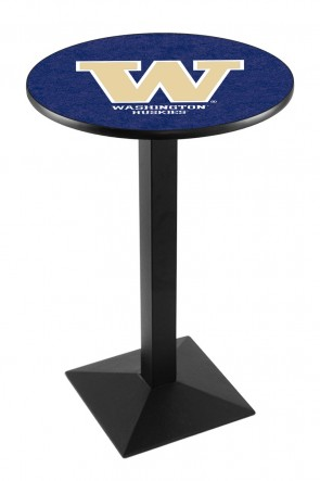 Washington L217 Logo Pub Table