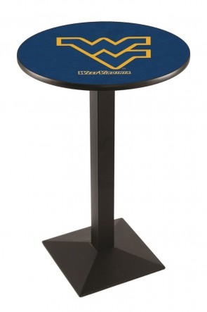 West Virginia L217 Logo Pub Table