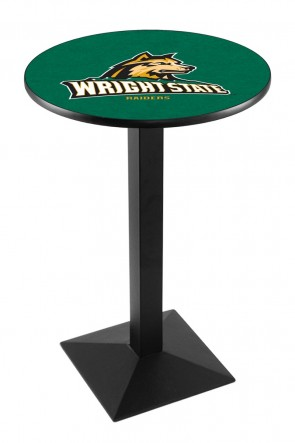 Wright State L217 Logo Pub Table