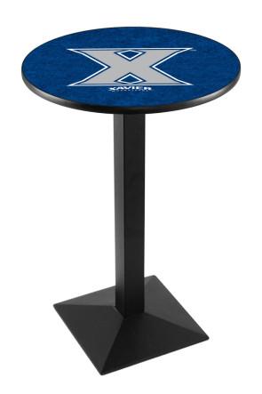 Xavier L217 Logo Pub Table