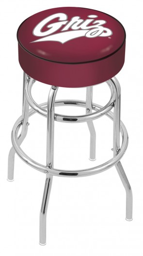 L7C1 University of Montana Logo Stool