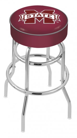 L7C1 Mississippi State University Logo Stool