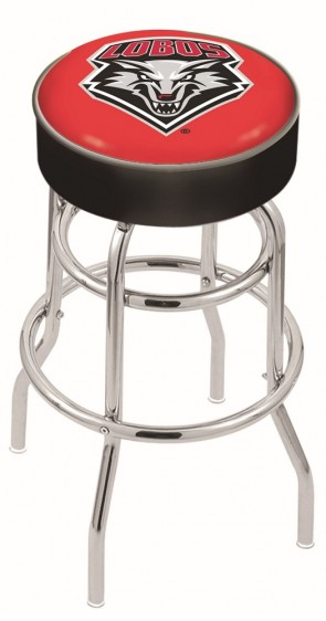L7C1 University of New Mexico Logo Stool
