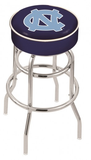 L7C1 University of North Carolina Logo Stool