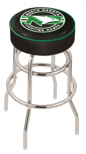 L7C1 University of North Dakota Logo Stool