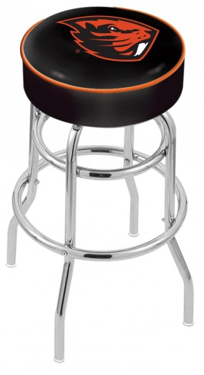 L7C1 Oregon State University Logo Stool