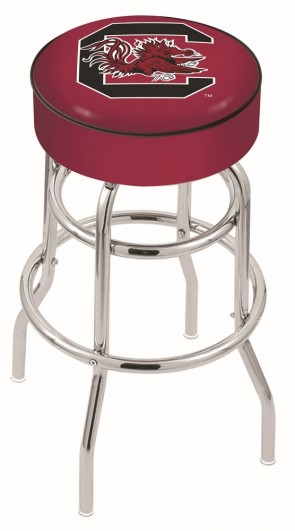 L7C1 University of South Carolina Logo Stool